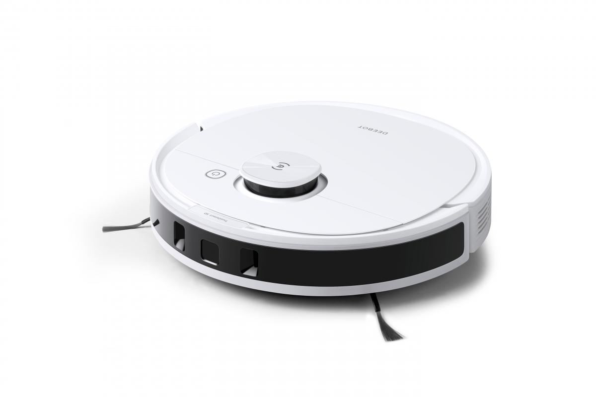 床掃除はおまかせ! 水拭きも同時にできる「ロボット掃除機」