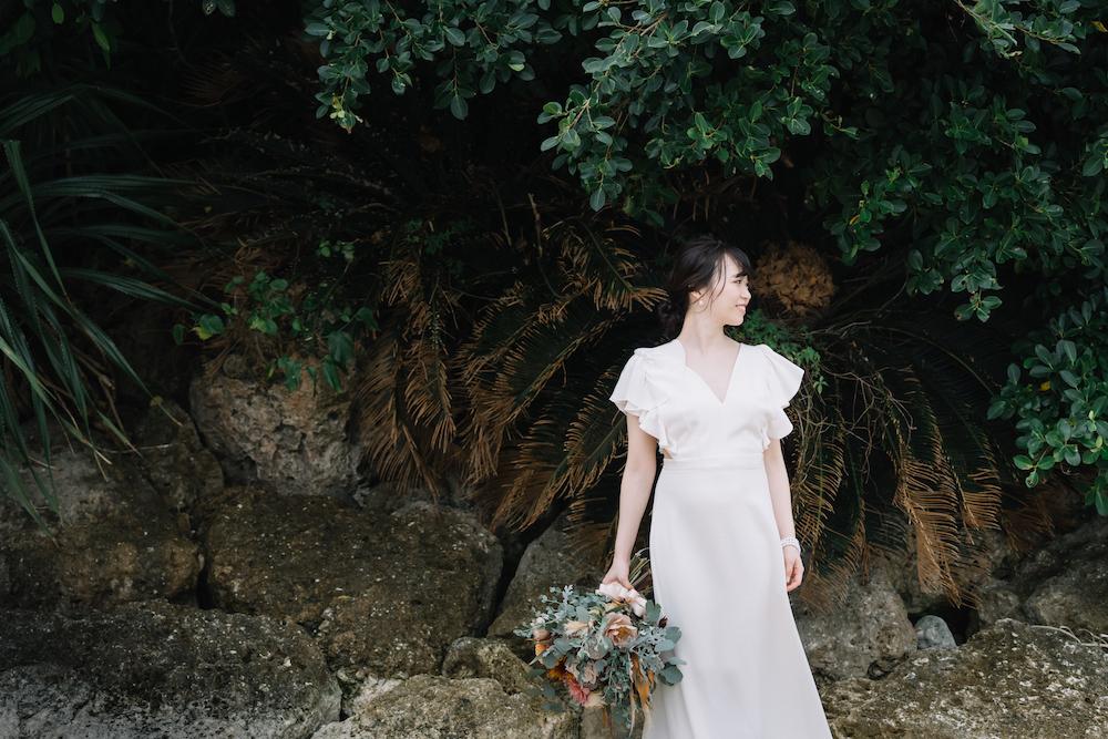 STYLE1 海外気分を味わえる! 沖縄県・浜比嘉島での家族婚