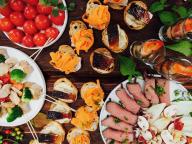 美しい食材のマリアージュを楽しむ、旬のケータリング