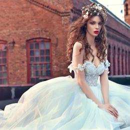マグノリア・ホワイトにニューカマー登場!  ガリア・ラハヴ待望のドレス、「シンデレラ」のオーダー受付開始