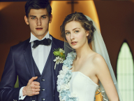 デニム素材のドレスで挙式! ディーゼル・プロデュースのブライダルプランをチェック