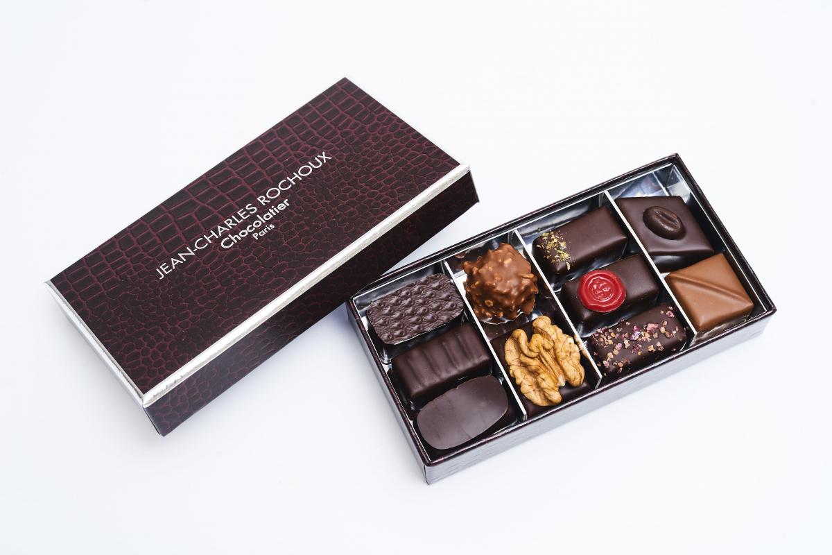 五感に訴えかけるハイセンスなショコラ【ジャン-シャルル・ロシュー】