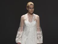BEST LOOK:David Fielden/デヴィッド・フィールデンのレイヤードドレス