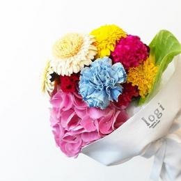 花のある生活を送りたい