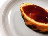 """""""ダンケルク塗り""""のパンで、疲れを癒やす #深夜のこっそり話 #831"""