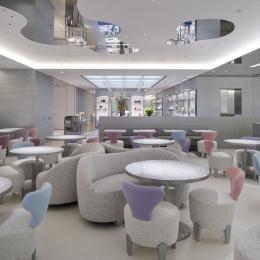 日本初上陸! GINZA SIX にオープンしたハウス オブ ディオール ギンザに、「Café Dior byPierreHermé」が誕生