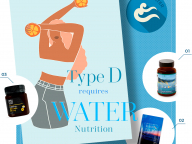 タイプD:ストレスが肌の状態に影響しやすいあなたに必要なのは、「水」の要素をもつサプリ