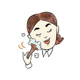 2月のお題:ひどい粉ふき乾燥……どうしたらいいの!?