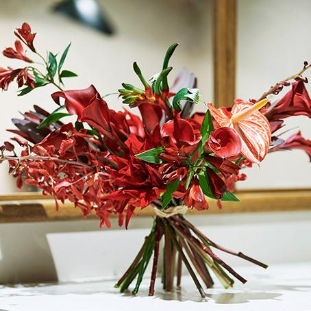 花を飾ろう、花を贈ろう。真木あかりさん監修、ラッキーブーケ診断