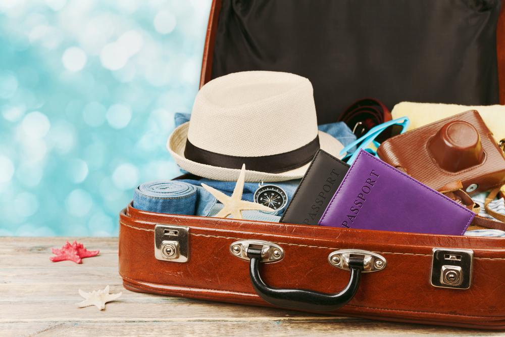 旅もラッキーアクションのひとつ。GWに限らず今年はもっと旅にでたい!