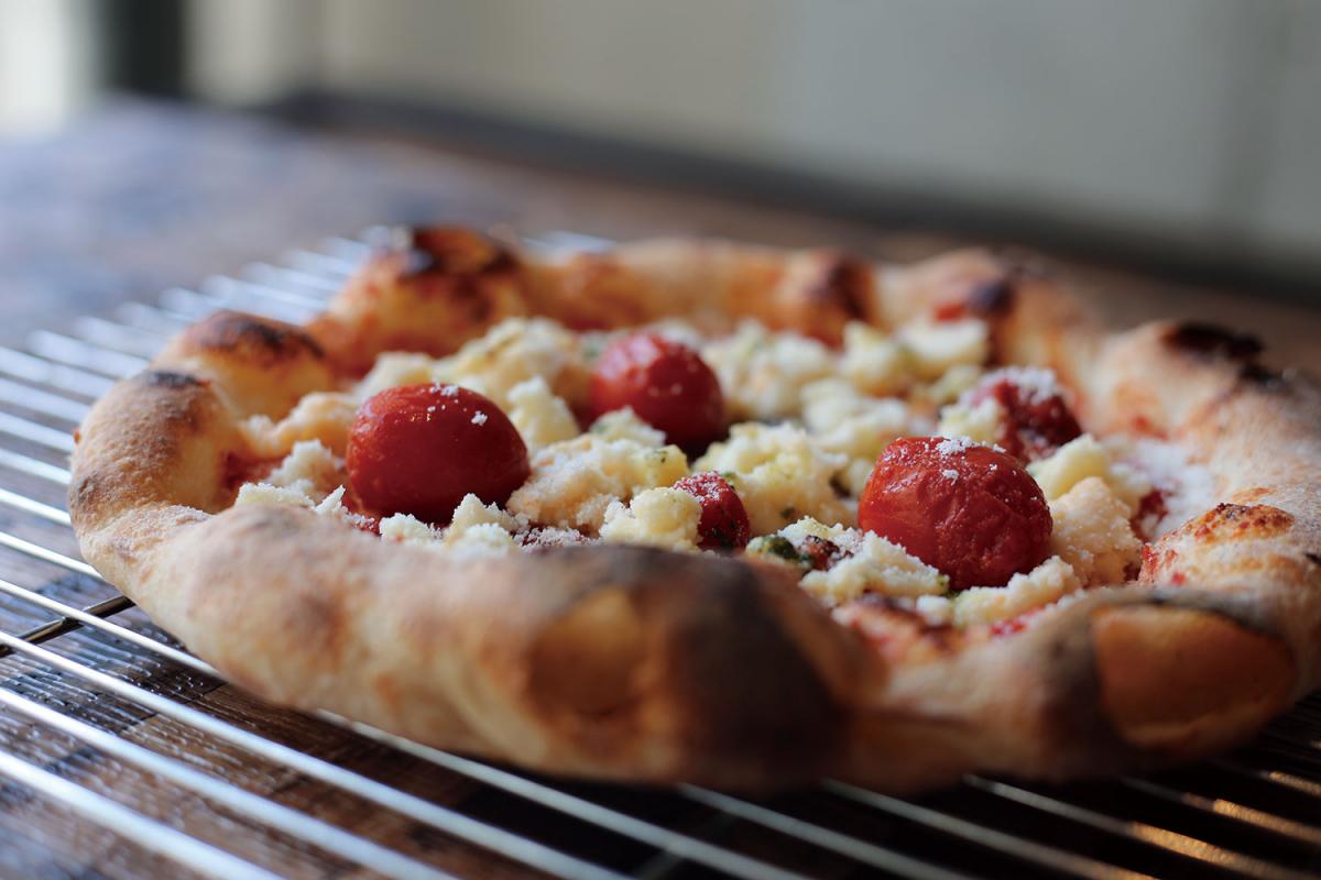 PST Roppongi「Pizza Tamaki」