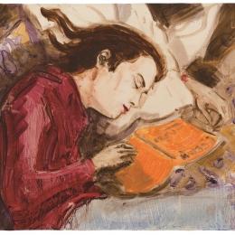 """対象の美を際立たせる""""新しい具象画""""。「エリザベス ペイトン:Still life 静/生」、原美術館で開催中"""