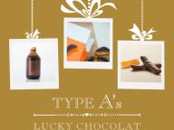 タイプAのあなたは、フルーツを使ったショコラで一息ついて