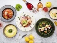 絶景レストランで涼やかワインペアリング。アンダーズ 東京にて「ヨーロピアンサマーワイン ナイト」が開催