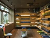 ミナ ペルホネンが、新業態店「マテリアリ」を代官山にオープン