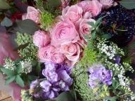 SPURGRAMでキャッチした「贈りたくなる花、飾りたくなる花」