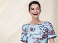 ユニークで繊細な刺繍に釘付け! 夏のドレスアップは、ウィークエンド マックスマーラの「トロフィー・デイ」にお任せ