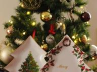 ぬくもり溢れるオーナメントを! 「飾る 彩る クリスマス展」開催