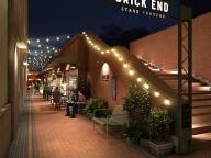 10月6日、恵比寿ガーデンプレイス内にスタンド横丁「BRICK END」が誕生!