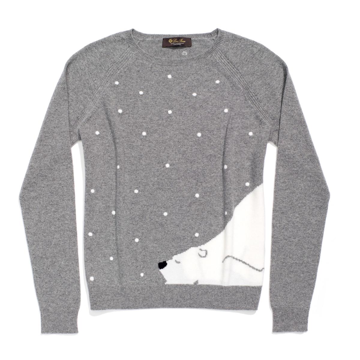 レディスセーター ¥223,000 ※ベビーカシミヤ