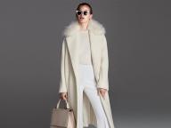 エクリュから純白まで、凛としたモードをつくる冬の白。