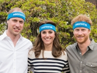 ウィリアム王子&キャサリン妃、ヘンリー王子がメンタルケアサポートを支援!