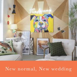 New normal, New wedding ーこれからの結婚式はどうなる? 花嫁支度の新常識10のことー