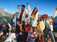 モナコロイヤルがスイスで過ごしたボヘミアンな休日とは?