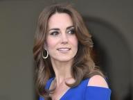 キャサリン妃がロイヤルブルーのドレスで登場。チャリティーディナーで熱いスピーチを