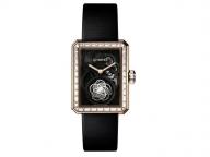 シャネルの時計作りへの情熱を注いだ珠玉のトゥールビヨン