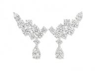 【HARRY WINSTON】最上級のダイヤモンドで肌を飾る幸せ