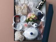 ブライダルギフトにぴったりなテーブルウェア。ロイヤル コペンハーゲンのブライダルキャンペーンがスタート