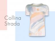 夏を楽しむ! コリーナ・ストラーダのデコラティブTシャツをプレゼント【SPUR×Farfetch特別企画 Vol.2】