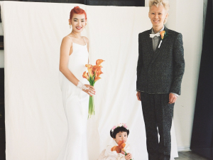 vol.73 モデル畠山千明、5年目の結婚式とこれから