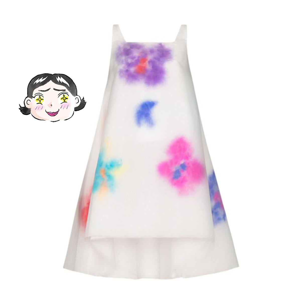 スーザン・ファングのドレス by 編集S