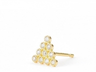 【hirotaka】10粒のダイヤモンドが織り成す繊細な煌めき
