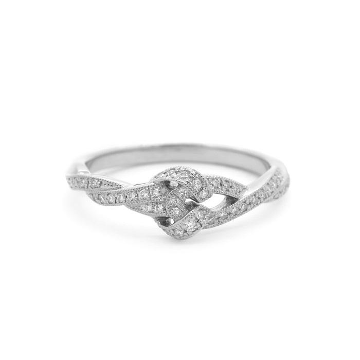リング〈Pt、ダイヤモンド〉¥286,000