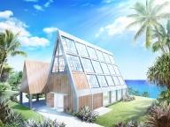 沖縄宜野座に。海と森に抱かれたウェディングチャペル「美らの教会」が2017年1月オープン