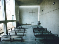 安藤忠雄氏設計の神戸「風の教会」でウェディングが可能に!