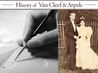 「ヴァン クリーフ&アーペル」の愛のリングで、ふたりのラブロマンスを祝福