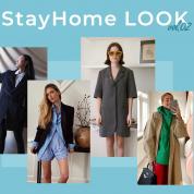 【おうちスタイル】インスタグラマーの「#StayHome」ルック vol.02 自宅で仕事&ちょっと外出編
