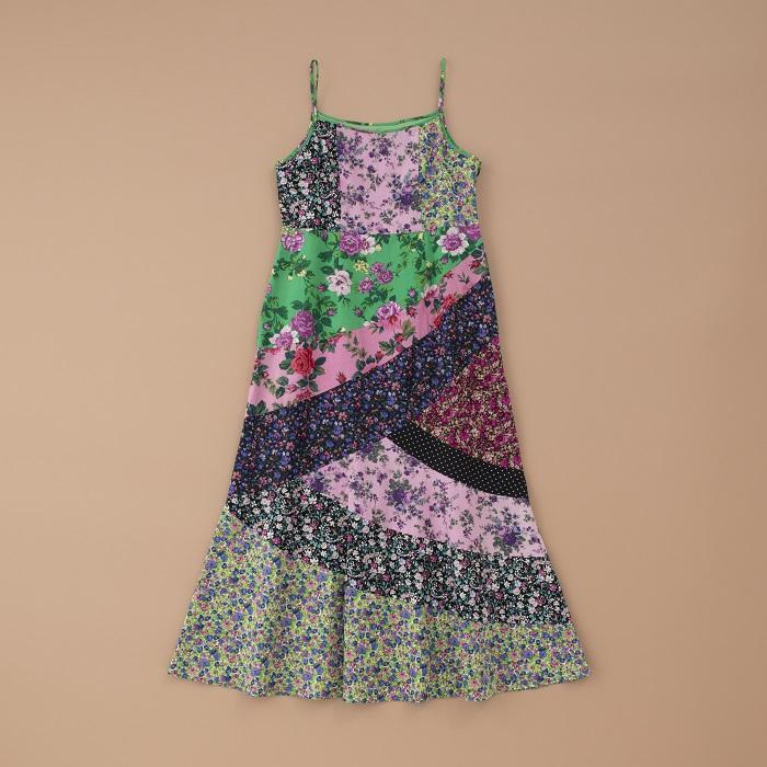 ロマンティックなスプリングドレス【ルール ロジェット】