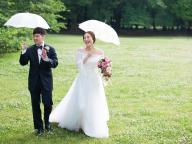 """コンセプトは""""笑顔がいっぱい""""の結婚式"""
