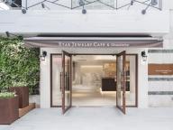 「スタージュエリー」が横浜・元町にカフェ&ショコラティエをオープン! 2階にはブライダルラウンジも