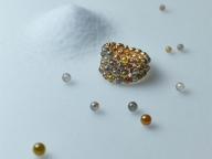 稀有な輝きを。ヒーミーから球体ダイヤモンドの新ジュエリー誕生