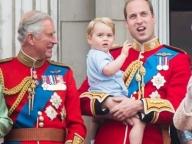チャールズ皇太子とジョージ王子はガーデニングに夢中!