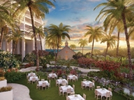 11月からスタート。ハワイのフォーシーズンズで、ラグジュアリー&ハワイアントラディショナルなリゾート婚を!