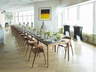 「フランク ミュラー ウエディング」が、ミュージアムレストラン「 ザ ムーン」とのコラボを開始