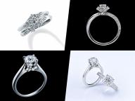 エクセルコ  ダイヤモンドで紡ぐ 輝きのエターナルピース