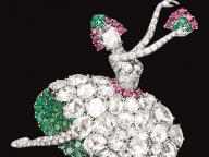 ヴァン クリーフ&アーペルと日本工芸が共鳴する展覧会が京都で開催